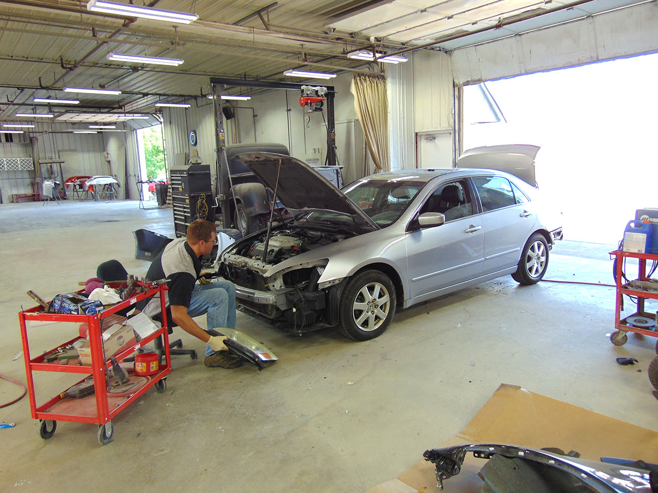 Midwest Collision Center Kalamazoo Collision Repair